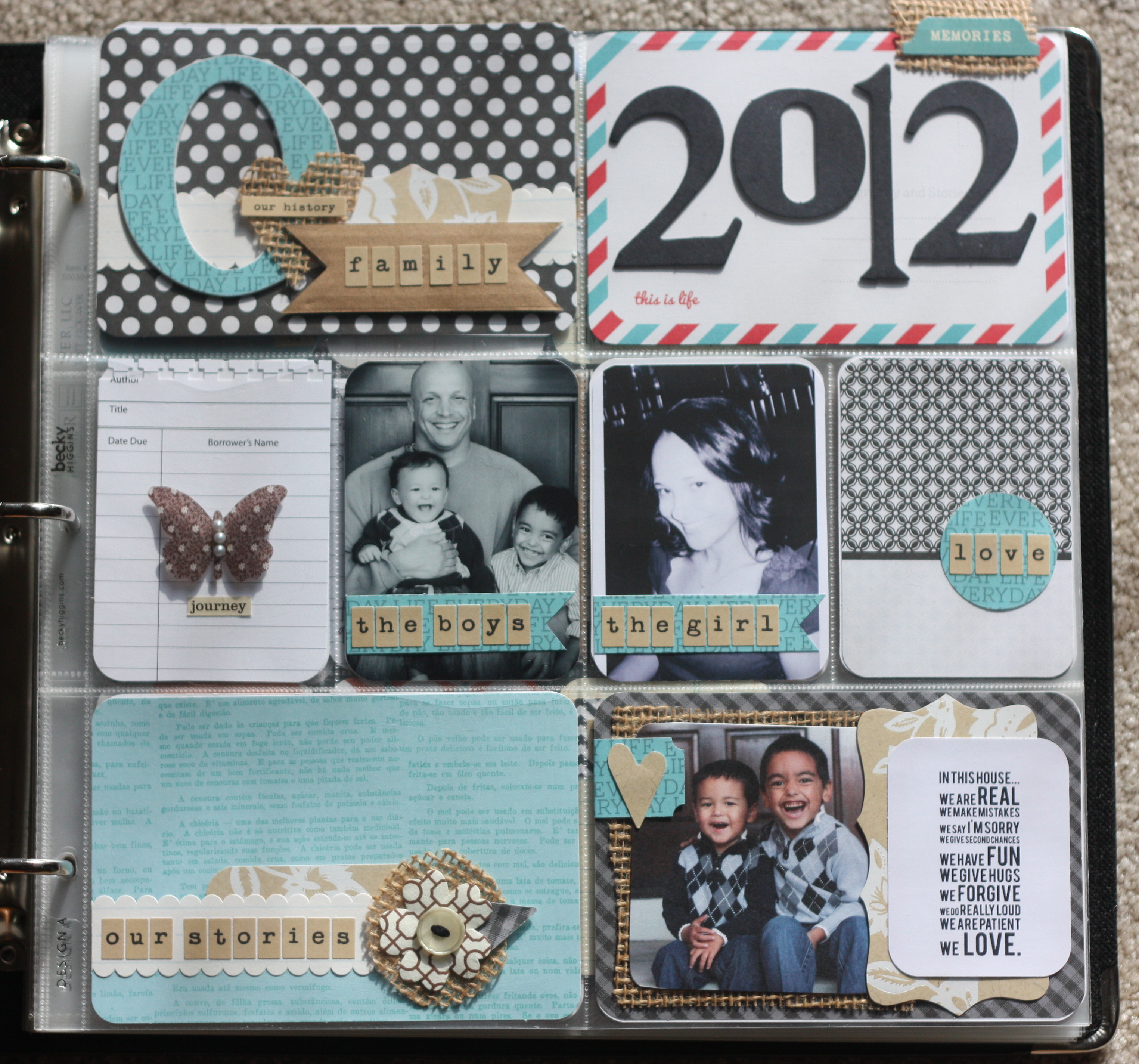 Vintage style scrapbook ideas - 89 Best Images About Project Life Layout Ideas On Pinterest Chevron Cards Project Life Cards And Cover Pages