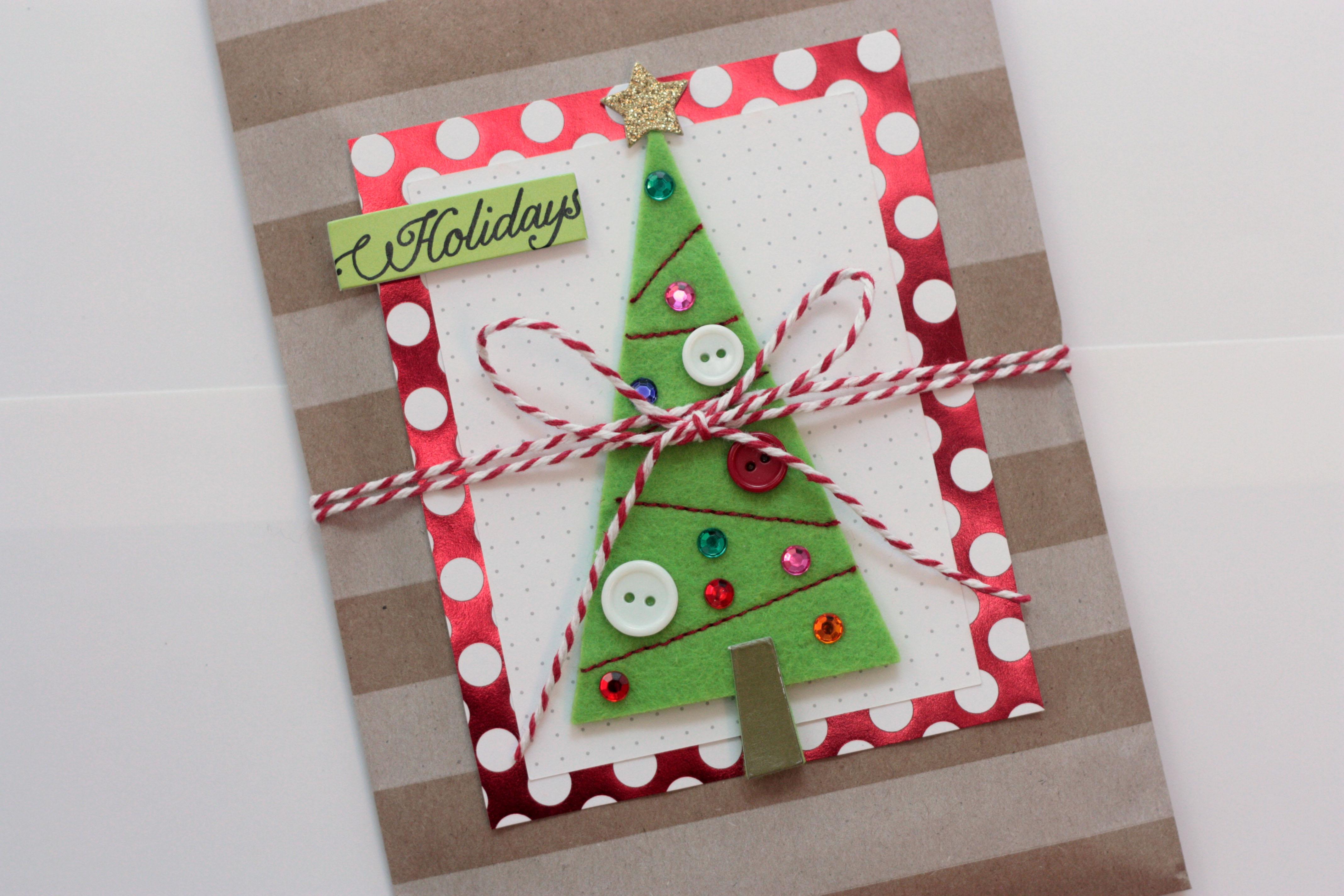 Christmas Goodie Gift Bags Mom Run Craft
